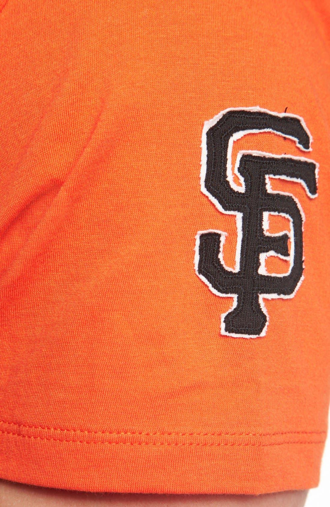 Alternate Image 3  - 47 Brand 'San Francisco Giants - Fieldhouse' T-Shirt