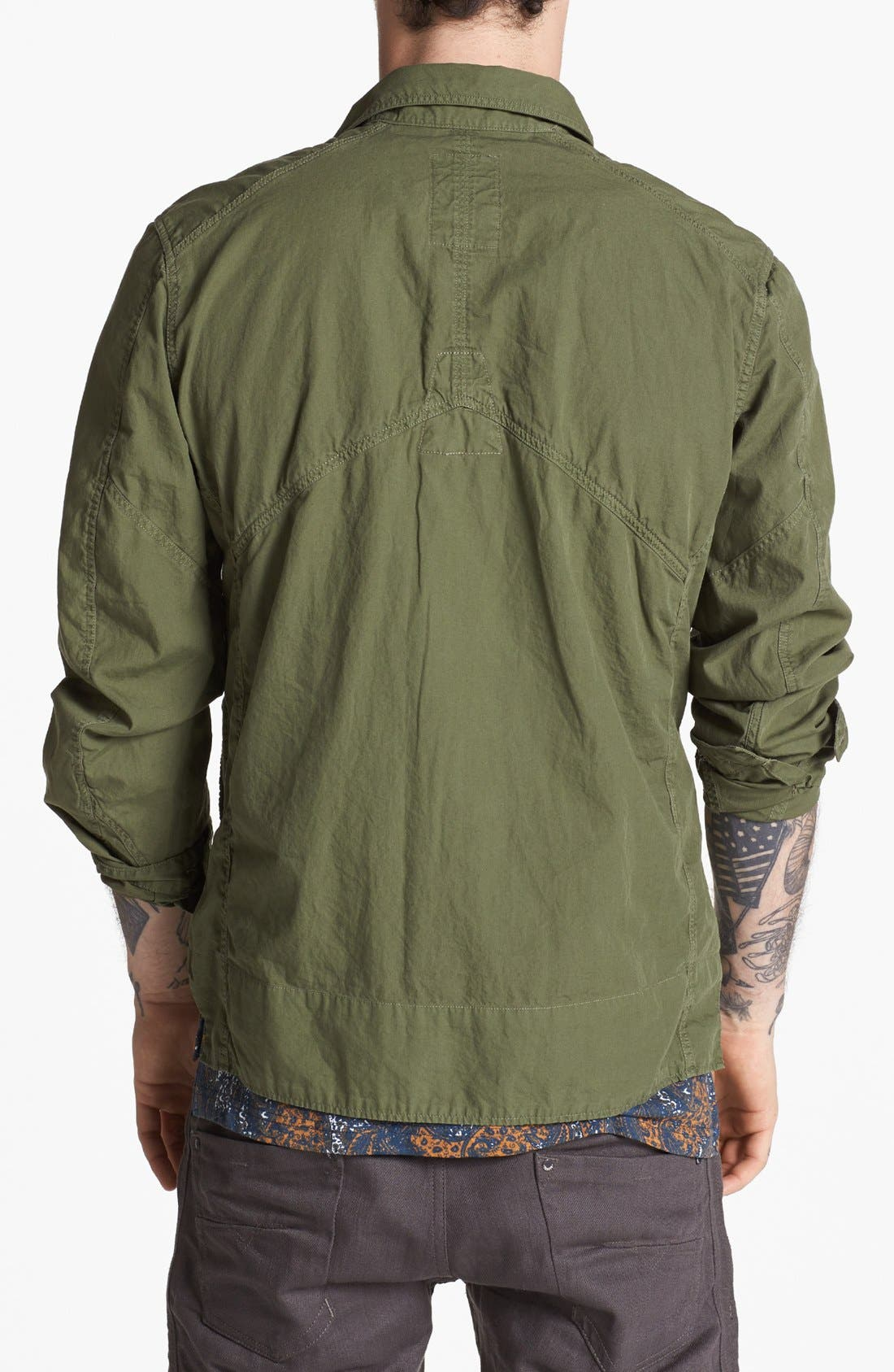 Alternate Image 2  - G-Star Raw 'West' Lightweight Jacket