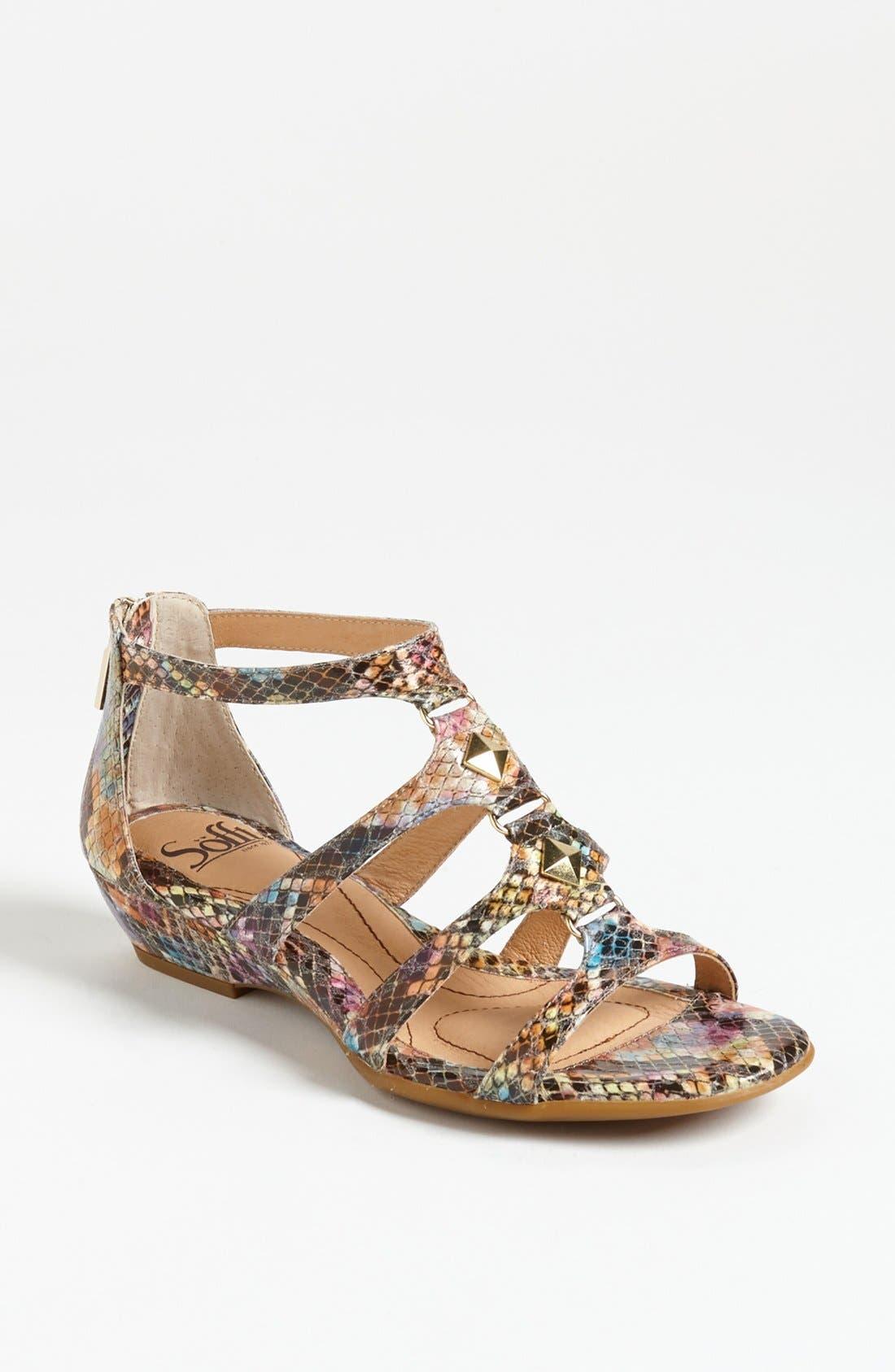 Alternate Image 1 Selected - Söfft 'Brilynn' Sandal
