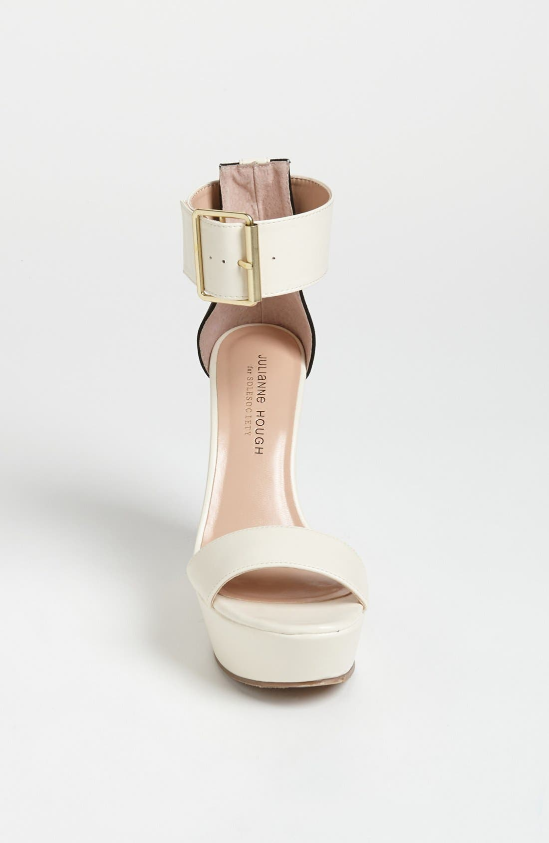 Alternate Image 3  - Julianne Hough for Sole Society 'Tate' Wedge Sandal