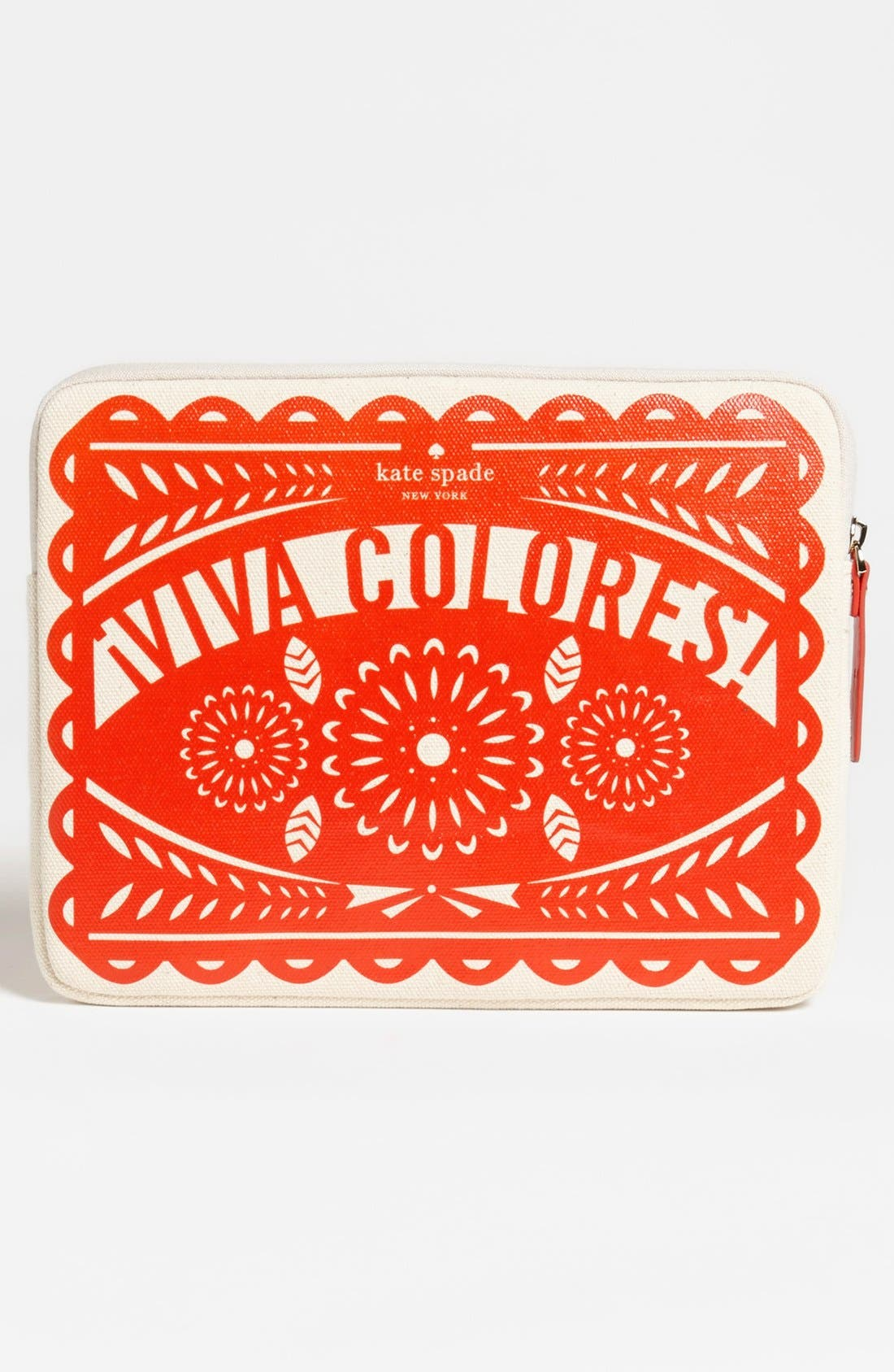 Alternate Image 4  - kate spade new york 'viva colores' iPad sleeve