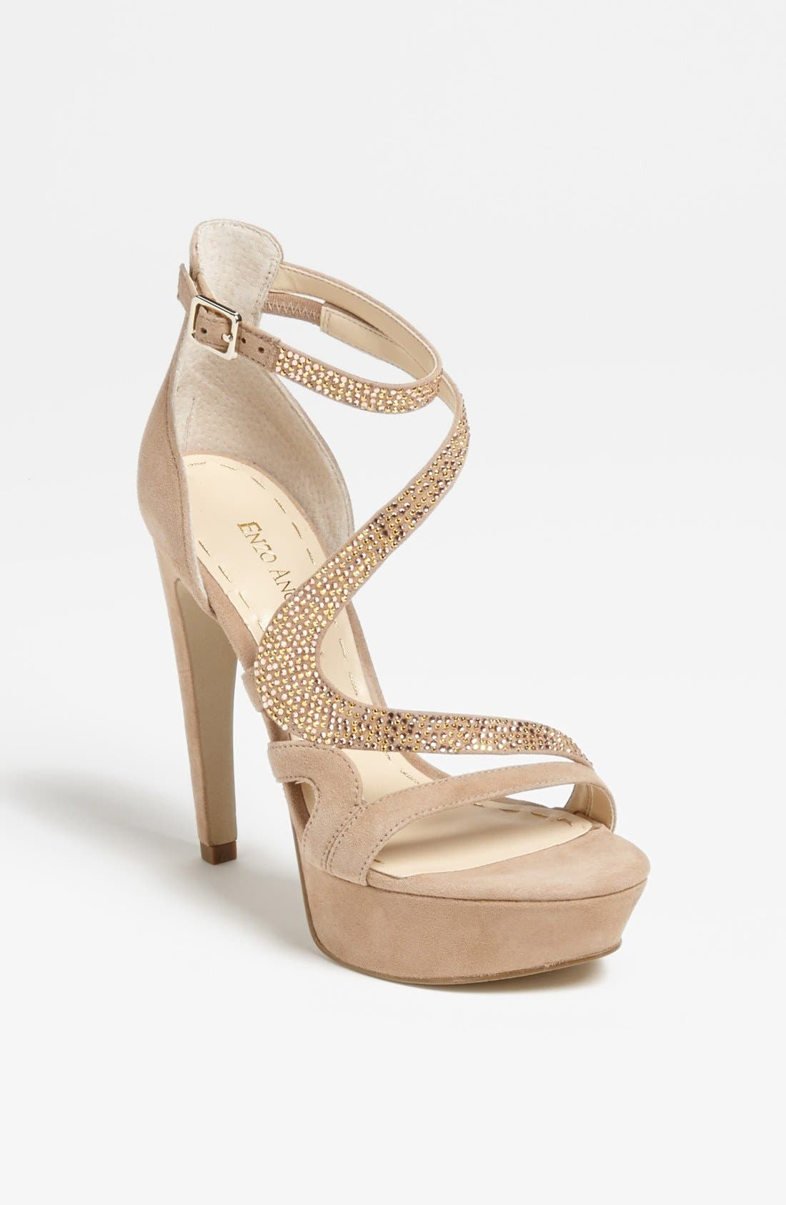 Alternate Image 1 Selected - Enzo Angiolini 'Taelon' Sandal
