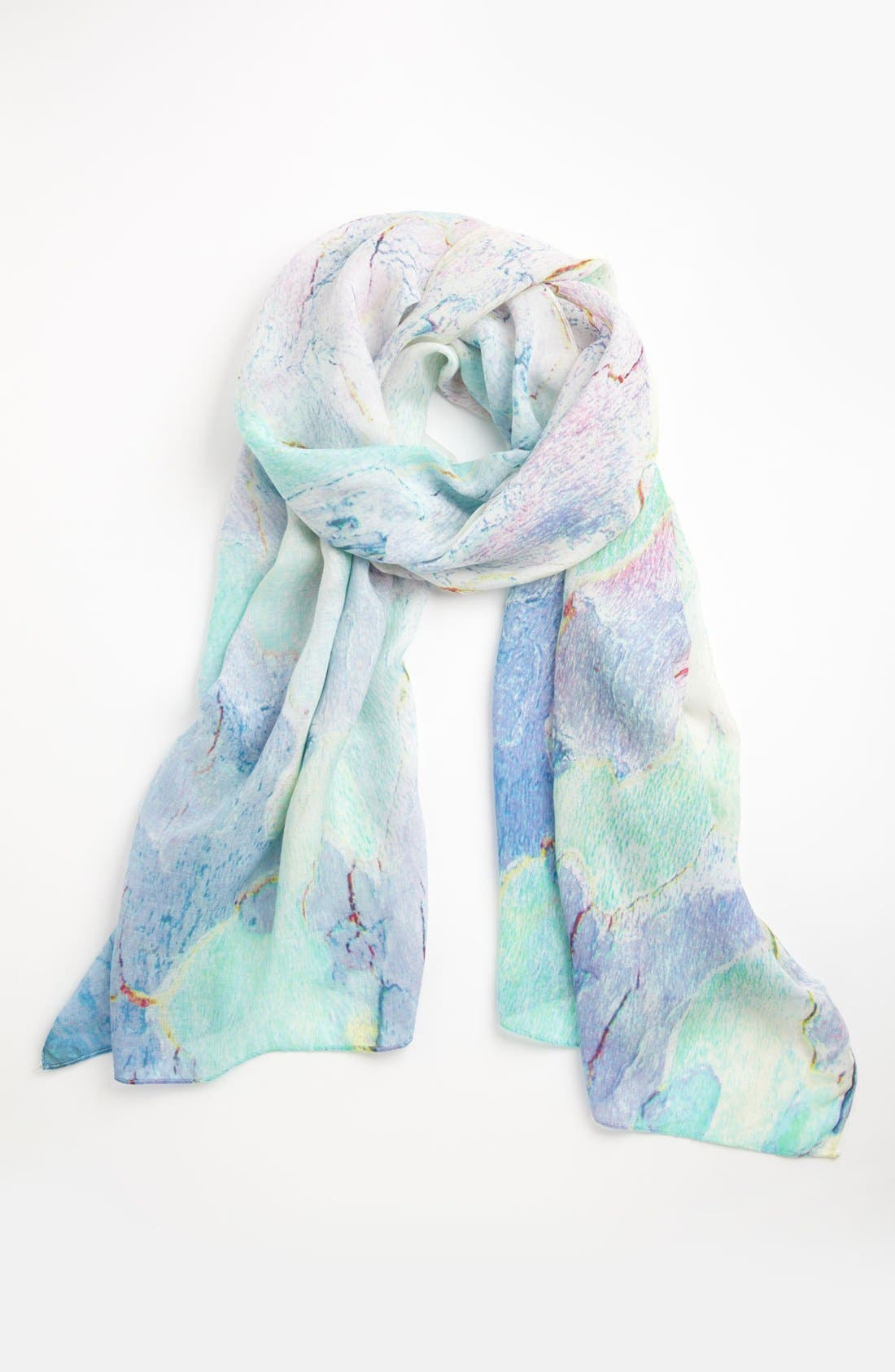 Alternate Image 1 Selected - Front Row Society 'Behind the Woodland' Scarf