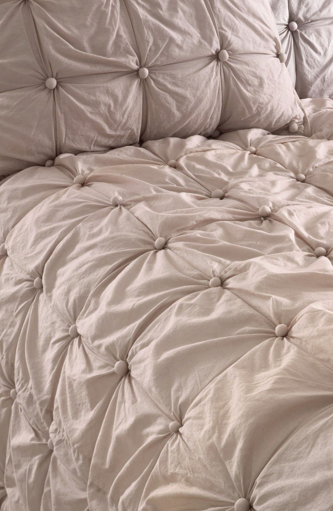 Main Image - Nordstrom at Home 'Pom Square' Quilt