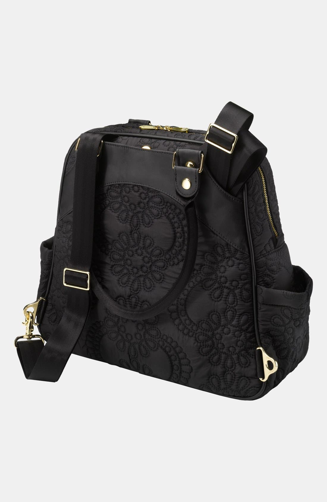 Alternate Image 3  - Petunia Pickle Bottom 'Embossed Sashay' Diaper Bag (Special Edition)