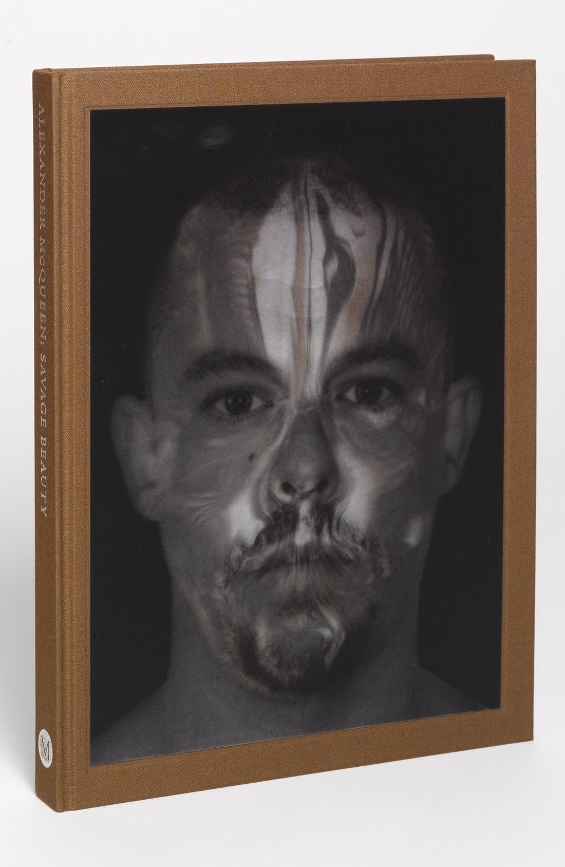 Alternate Image 1 Selected - 'Alexander McQueen: Savage Beauty' Book