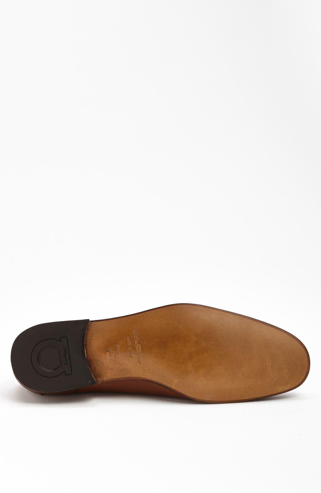 Alternate Image 4  - Salvatore Ferragamo 'Tapas' Bit Loafer