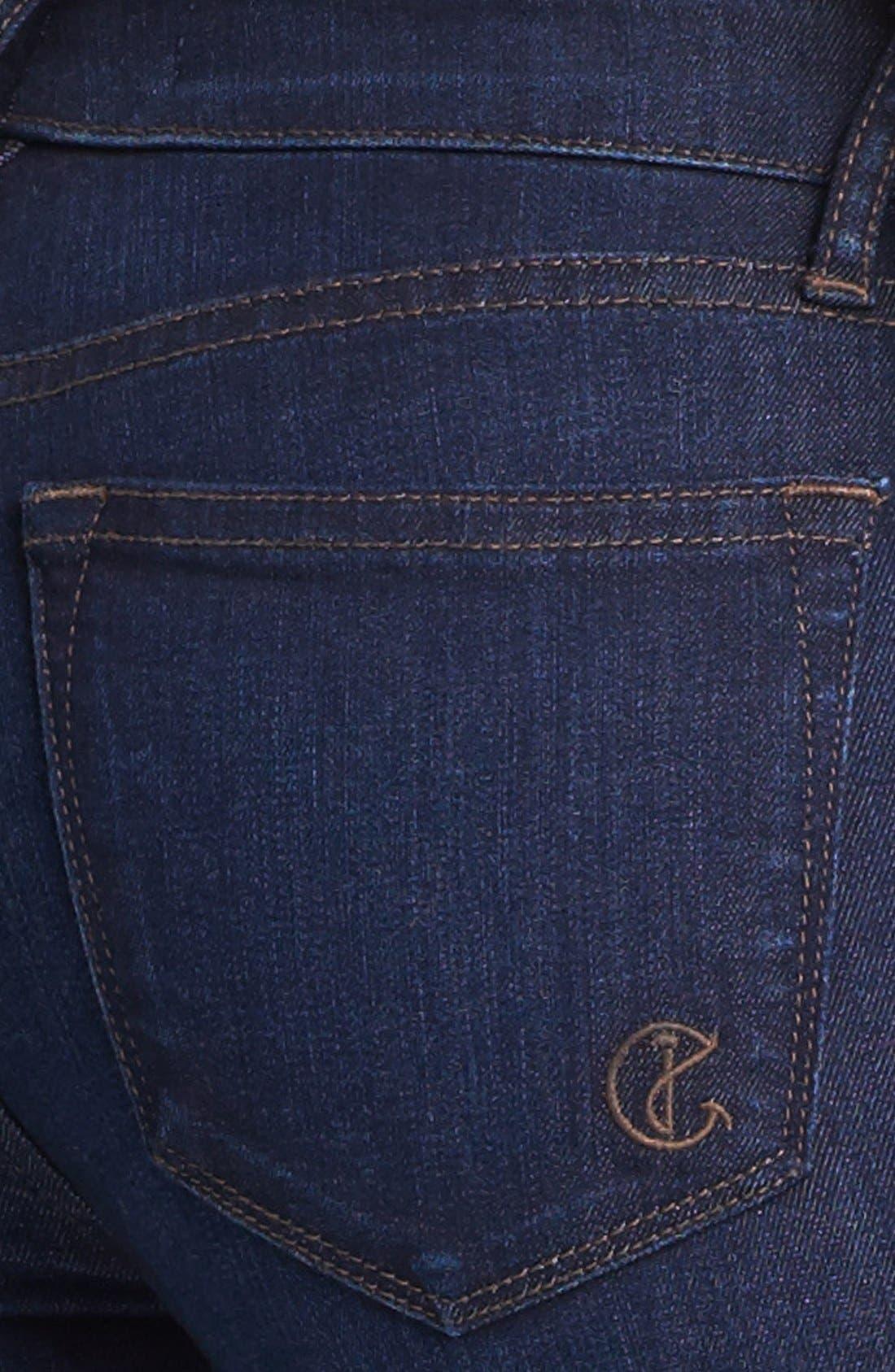 Alternate Image 5  - CJ by Cookie Johnson 'Joy' Stretch Skinny Jeans (Paradise)