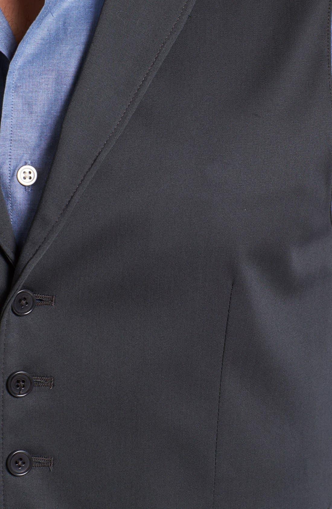 Alternate Image 3  - John Varvatos Star USA Lapel Vest