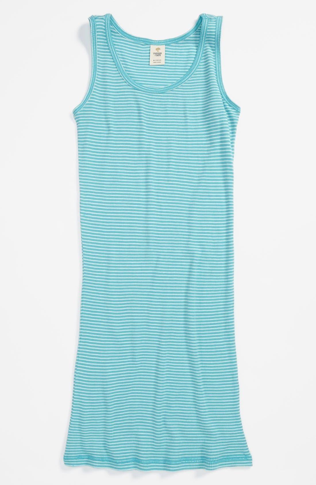 Main Image - Tucker + Tate 'Naomi' Knit Dress (Big Girls)