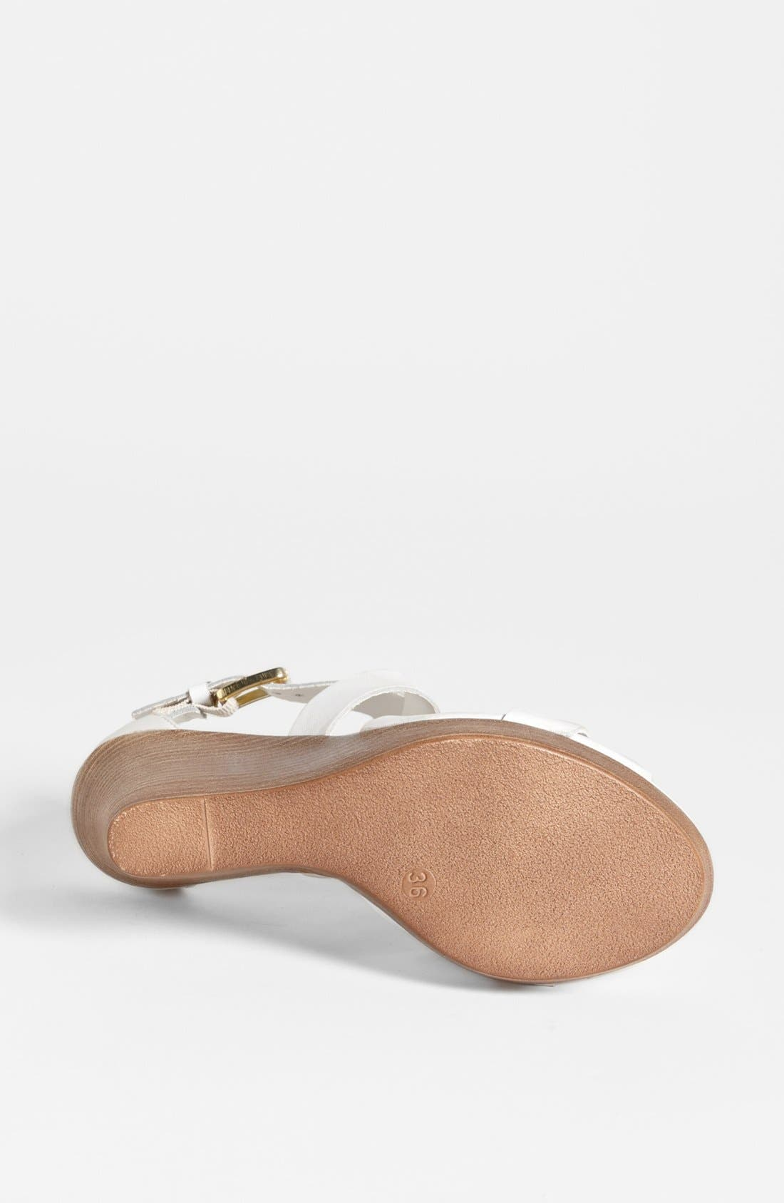 Alternate Image 4  - Topshop 'Whippie' Wedge Sandal