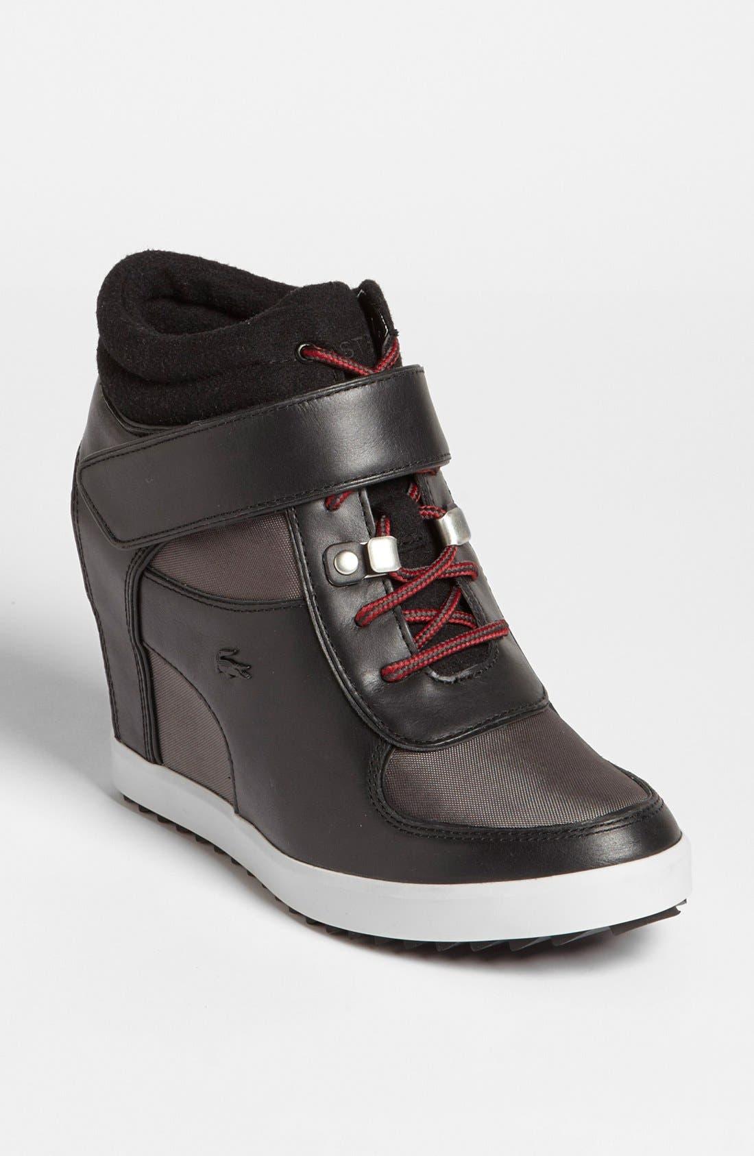 Main Image - Lacoste 'Berdine' Sneaker (Women)