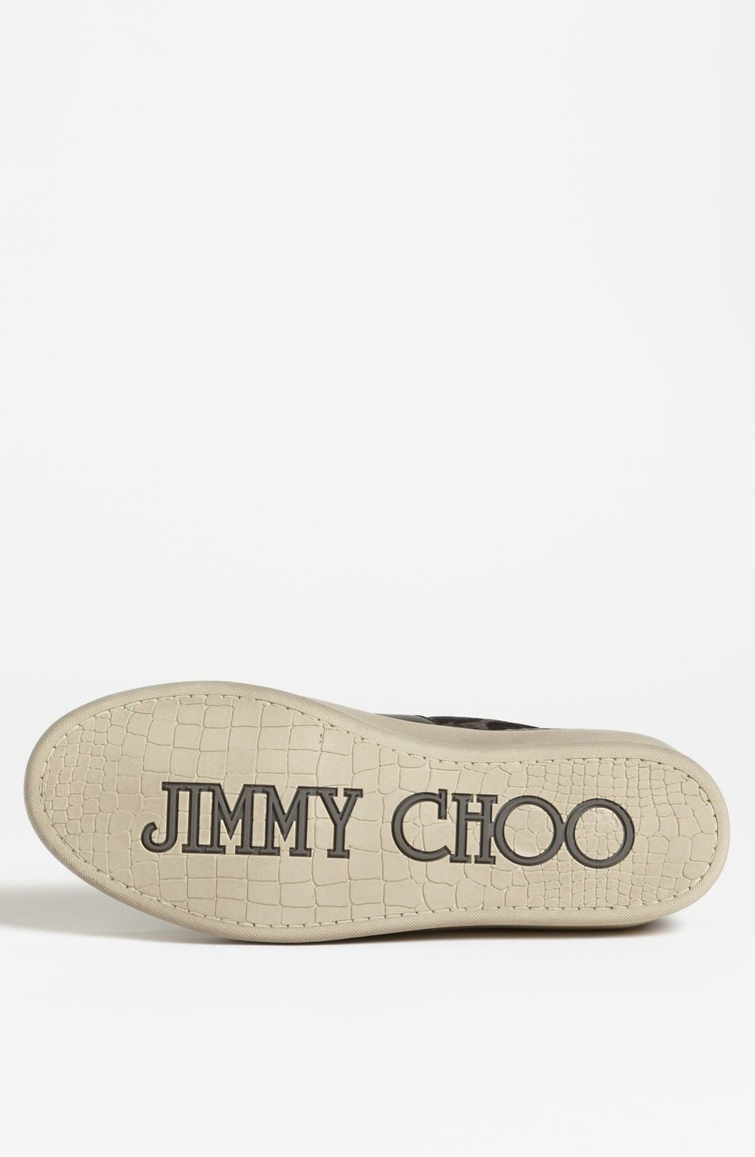 Alternate Image 4  - Jimmy Choo 'Portman' Sneaker