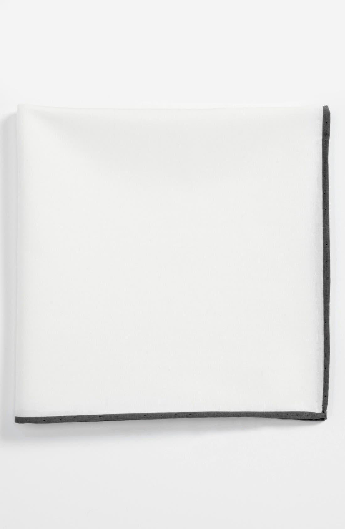 Main Image - Simon Cotton Pocket Square