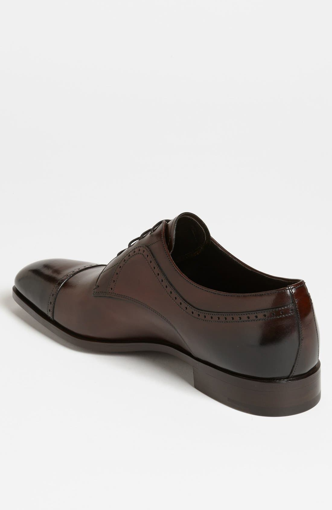 Alternate Image 2  - Prada Burnished Derby