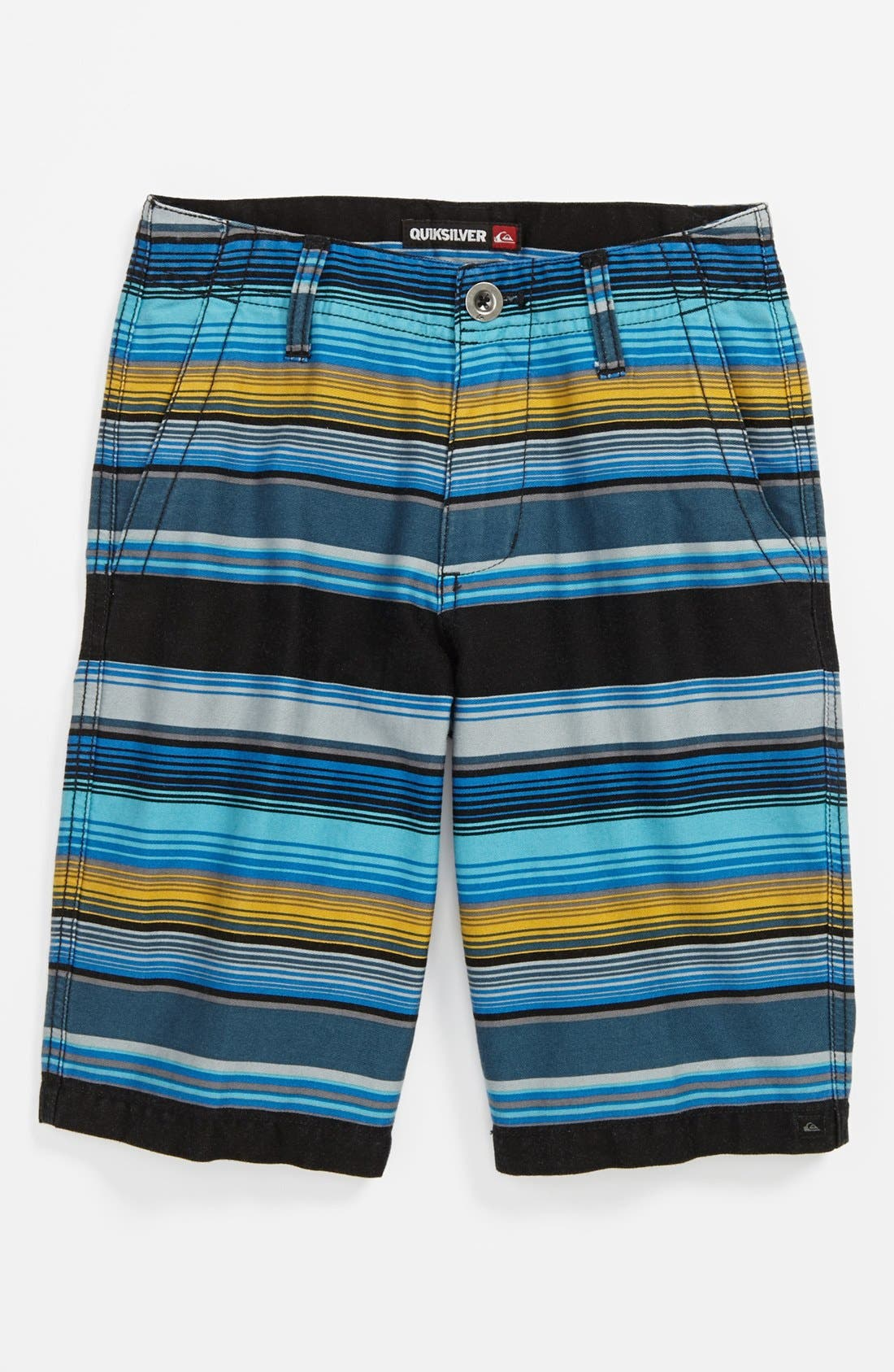 Alternate Image 1 Selected - Quiksilver 'Snappa' Walking Shorts (Big Boys)