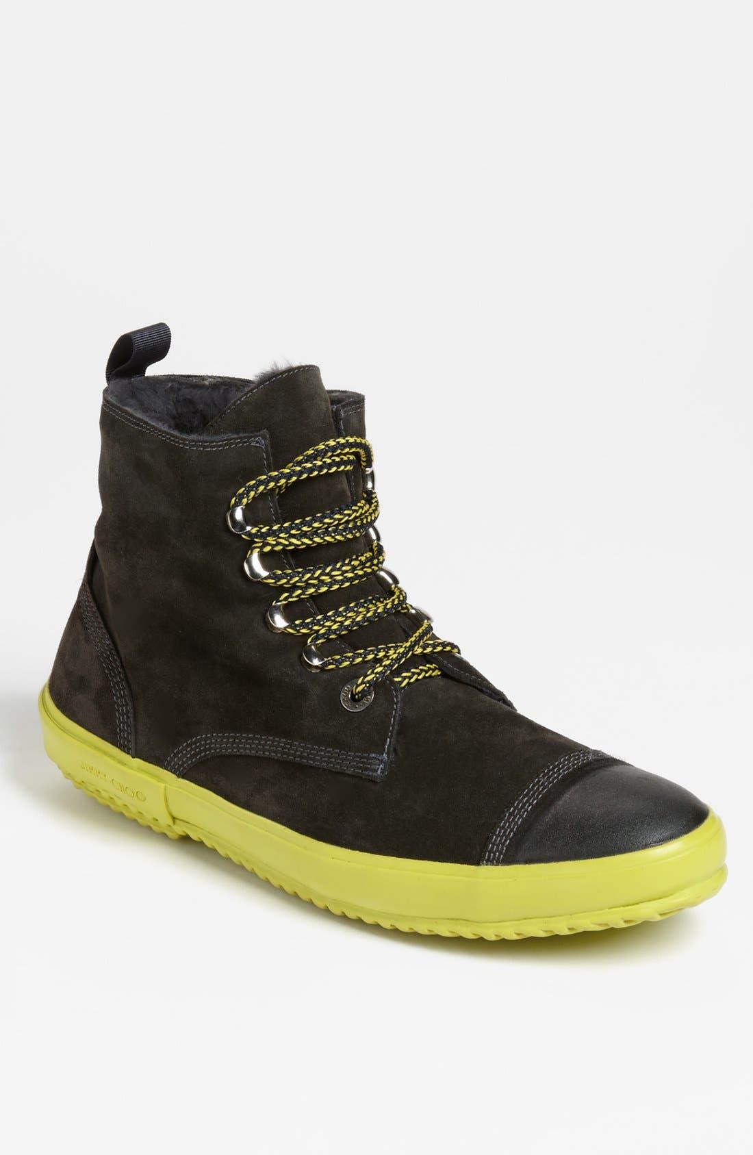 Alternate Image 1 Selected - Jimmy Choo 'Cabot' Sneaker