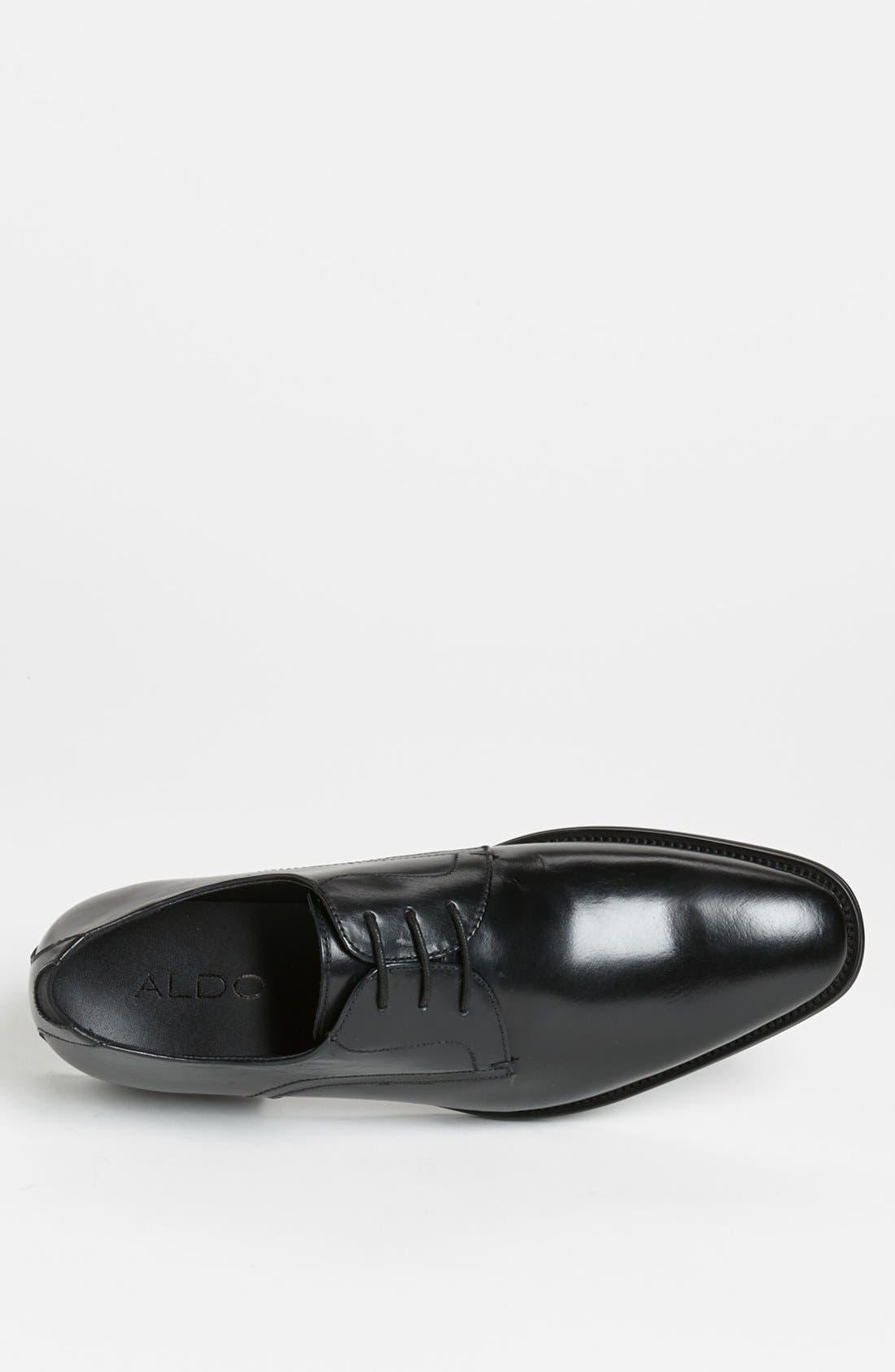 Alternate Image 3  - ALDO 'Simmons' Plain Toe Derby (Men)