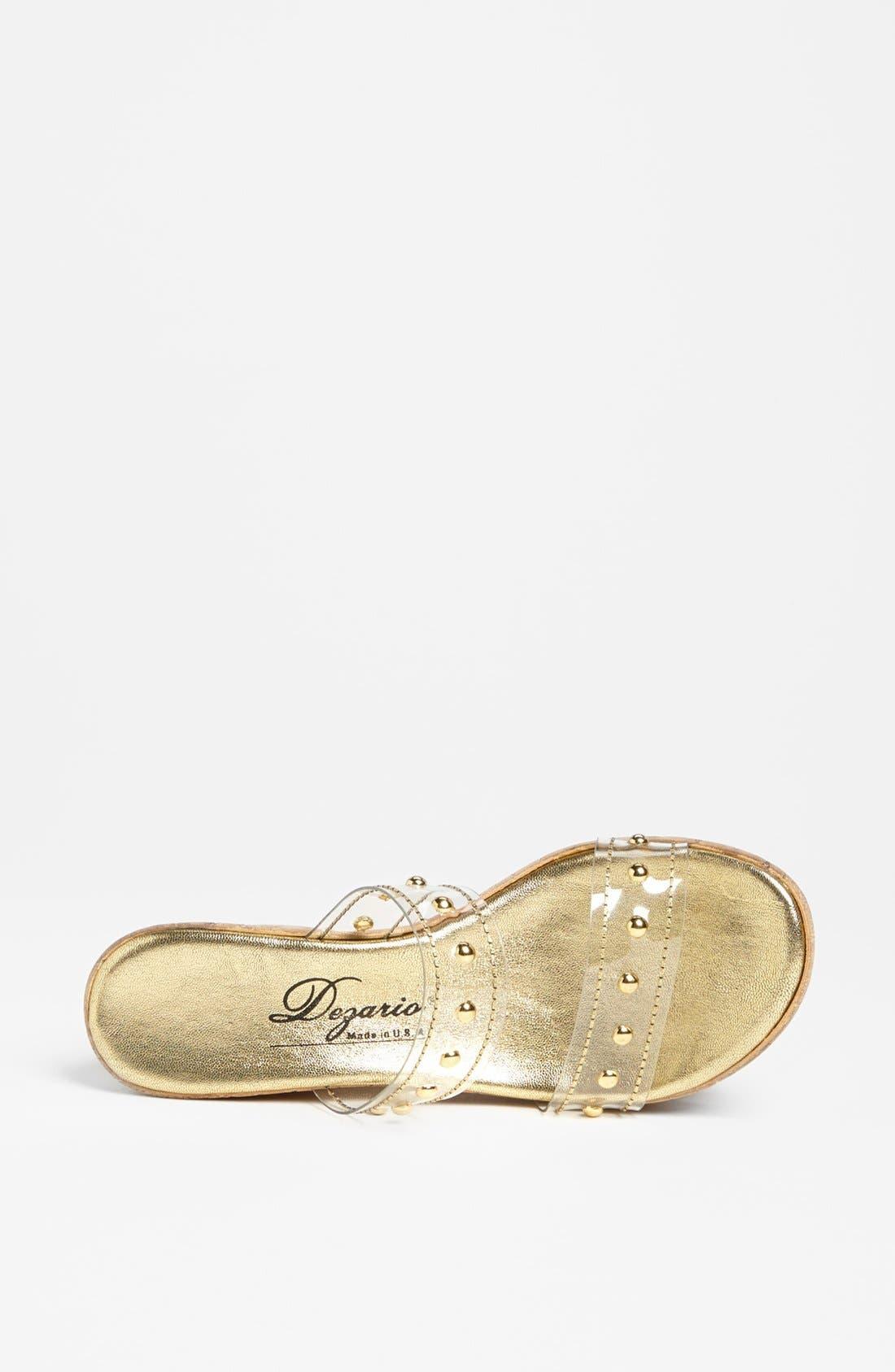 Alternate Image 3  - Dezario 'Passion' Wedge Sandal