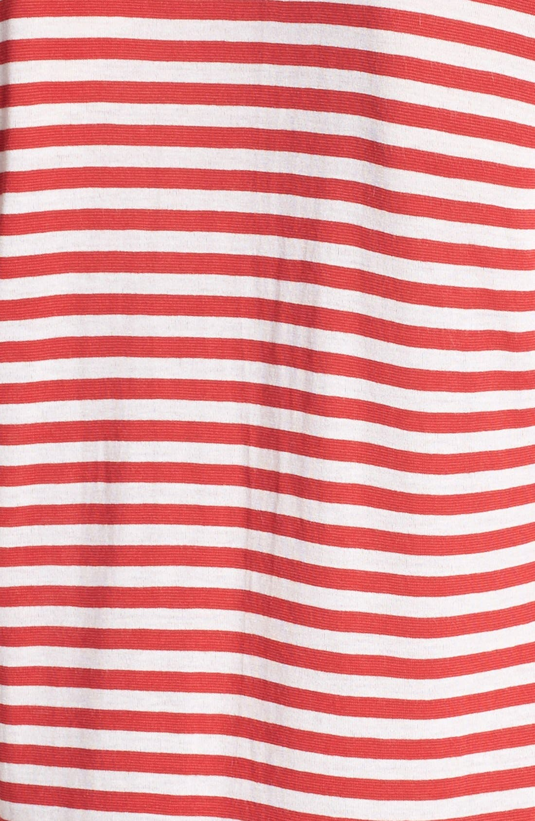 Alternate Image 3  - Ella Moss 'Gabi' Stripe Tee
