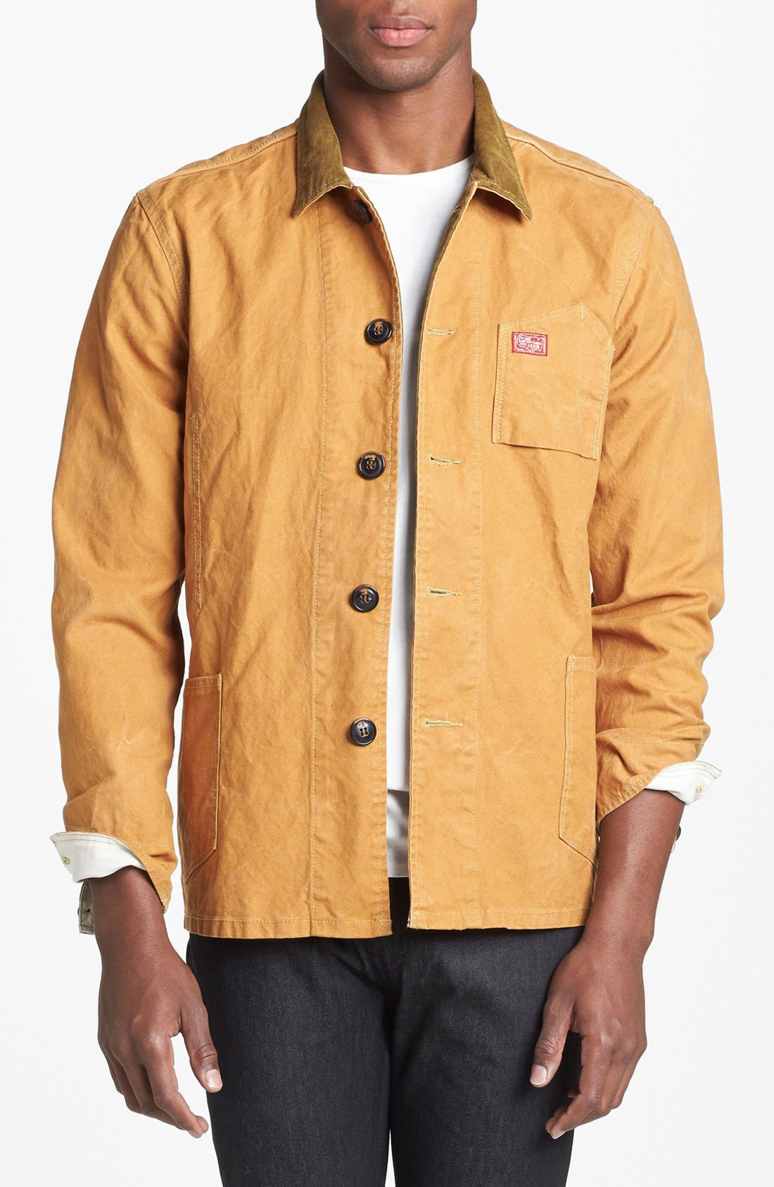 Alternate Image 1 Selected - Scotch & Soda Barn Jacket