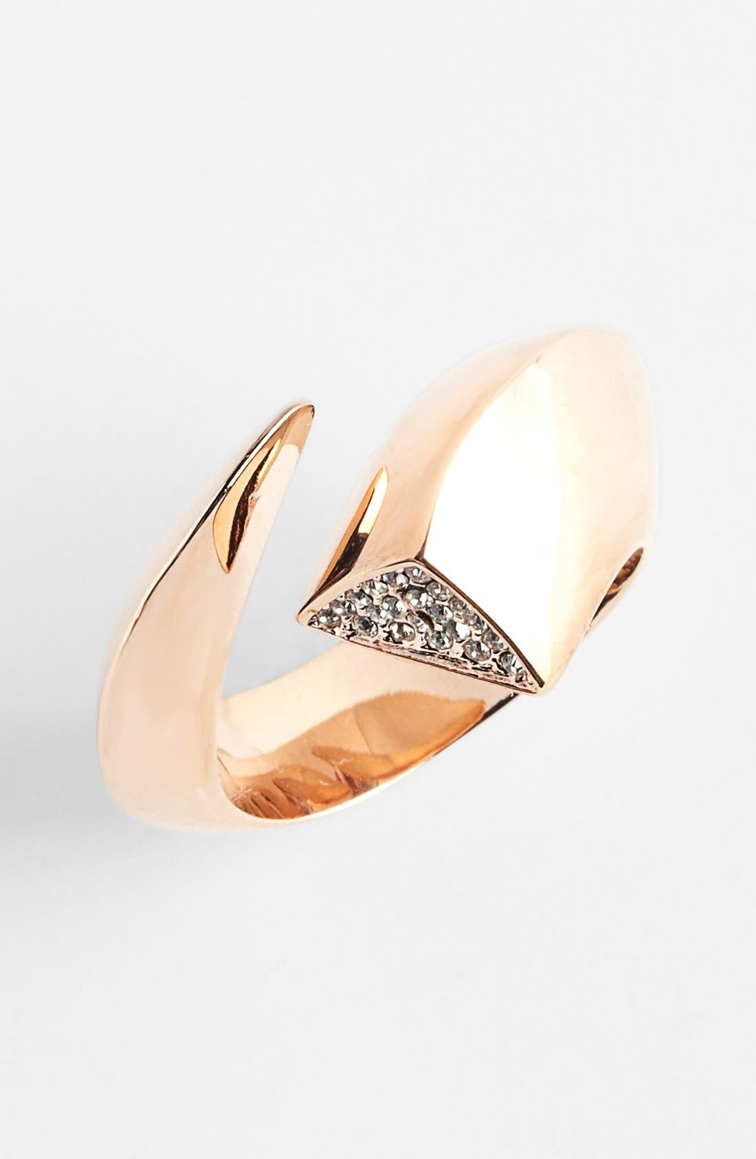 Alternate Image 1 Selected - Vince Camuto 'By the Horns' Horn Ring
