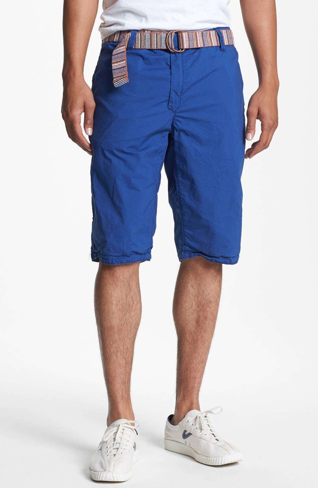 Main Image - Jet Lag 'Boston' Reversible Shorts