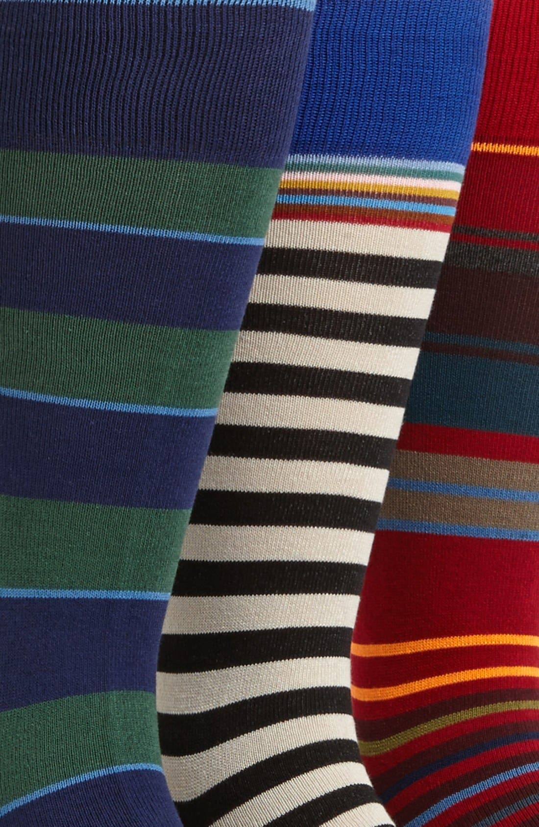 Alternate Image 2  - Paul Smith Accessories Socks (3-Pack)