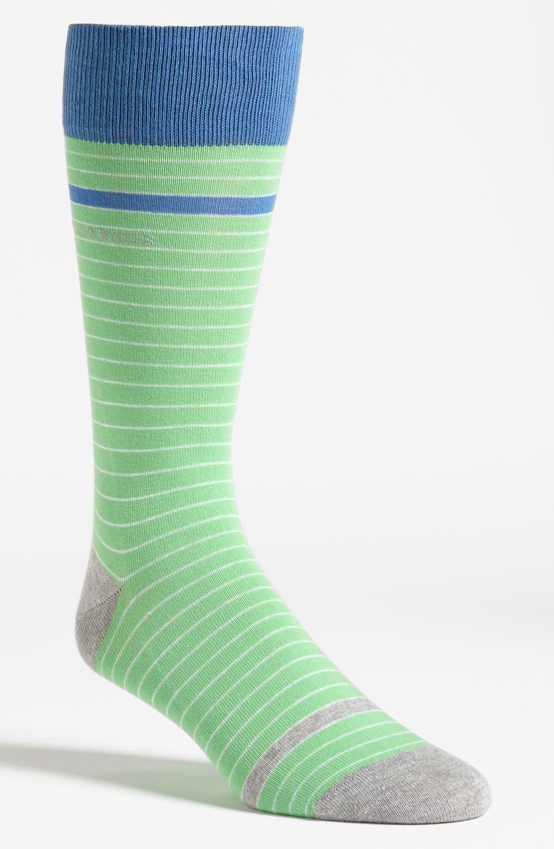 Alternate Image 1 Selected - BOSS HUGO BOSS 'RS Design' Socks