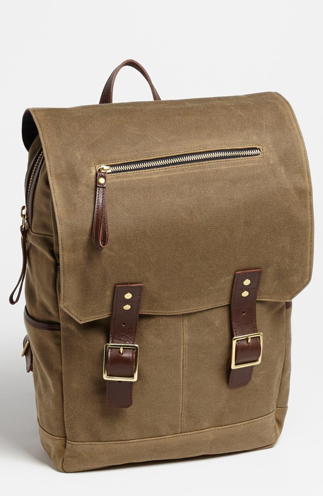 Main Image - Ernest Alexander 'Fuller' Backpack