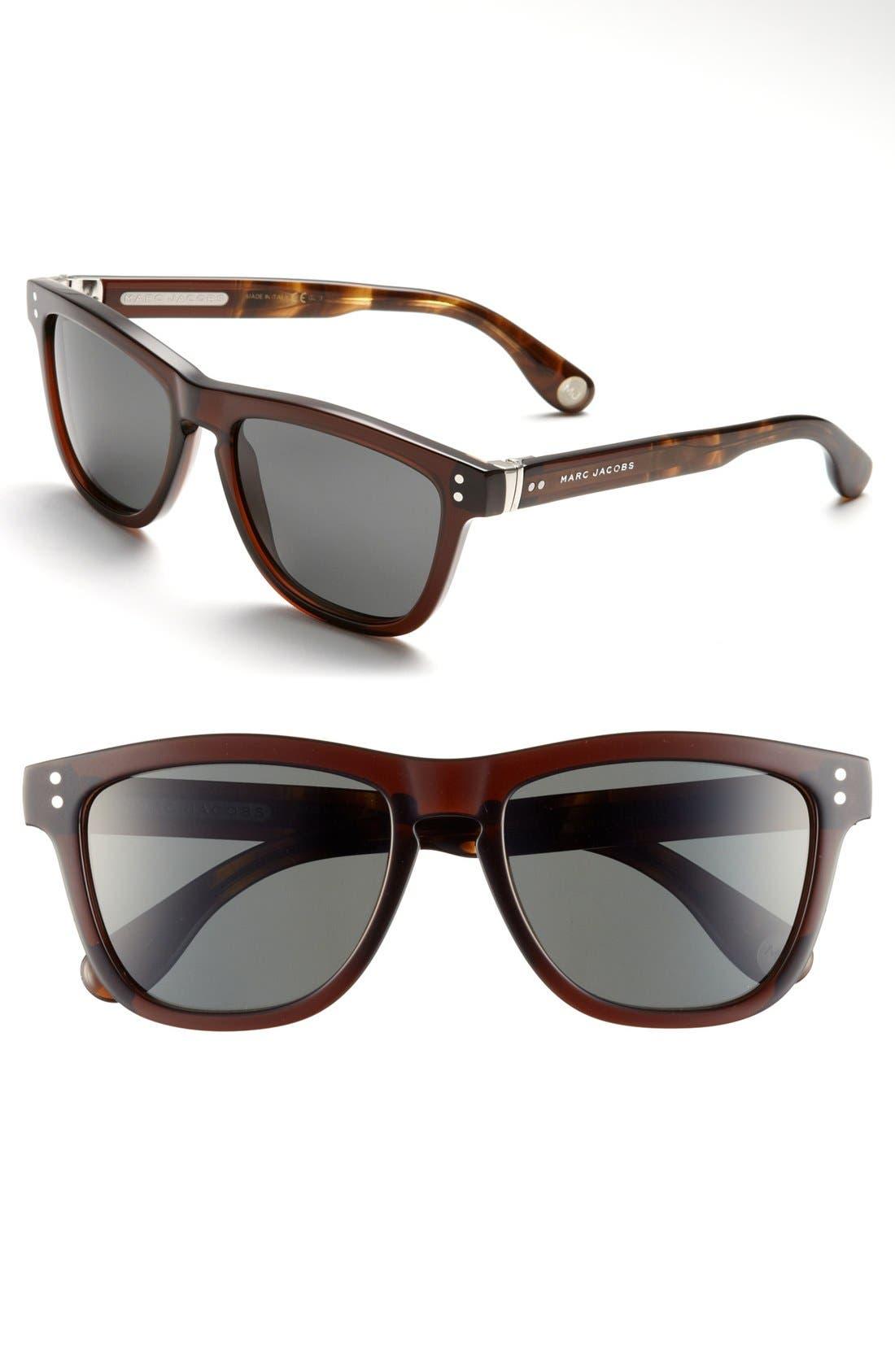 Main Image - MARC JACOBS 55mm Retro Sunglasses