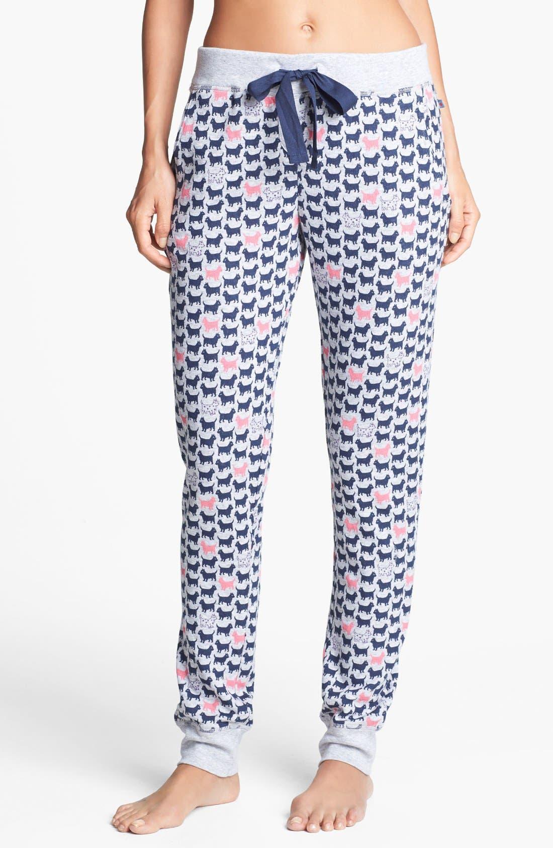 Main Image - Jane & Bleecker New York Double Knit Pants