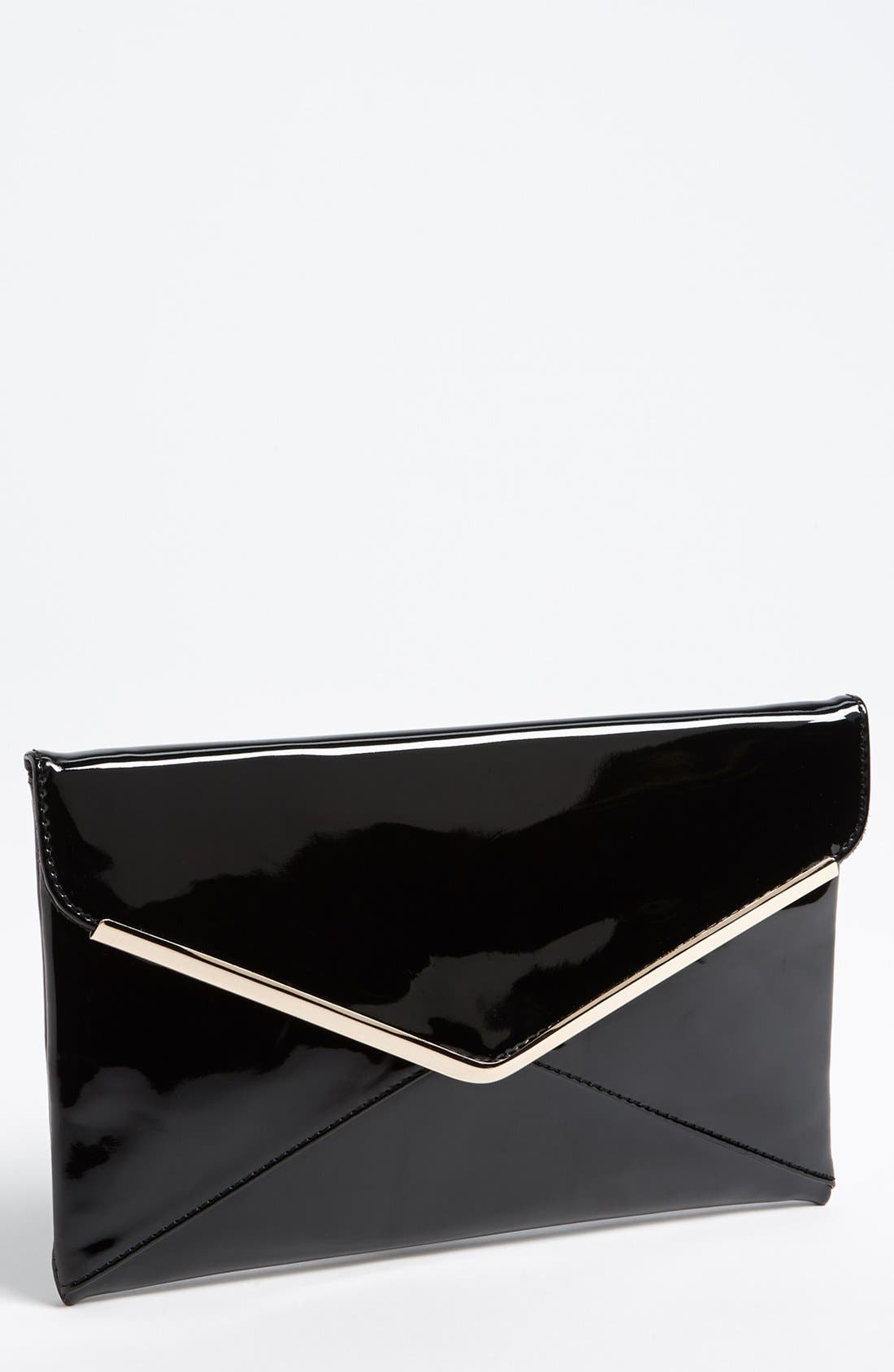 Main Image - Expressions NYC Envelope Clutch