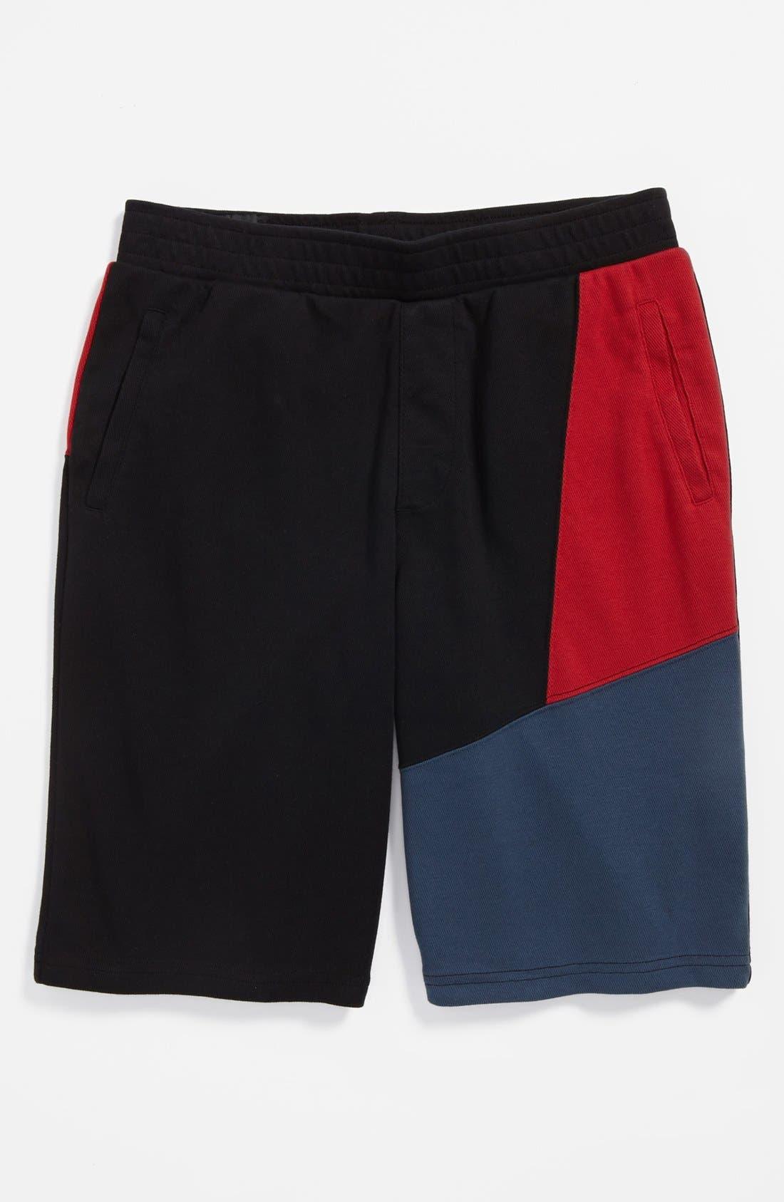 Alternate Image 1 Selected - Volcom 'Growler' Moisture Wicking Shorts (Little Boys & Big Boys)