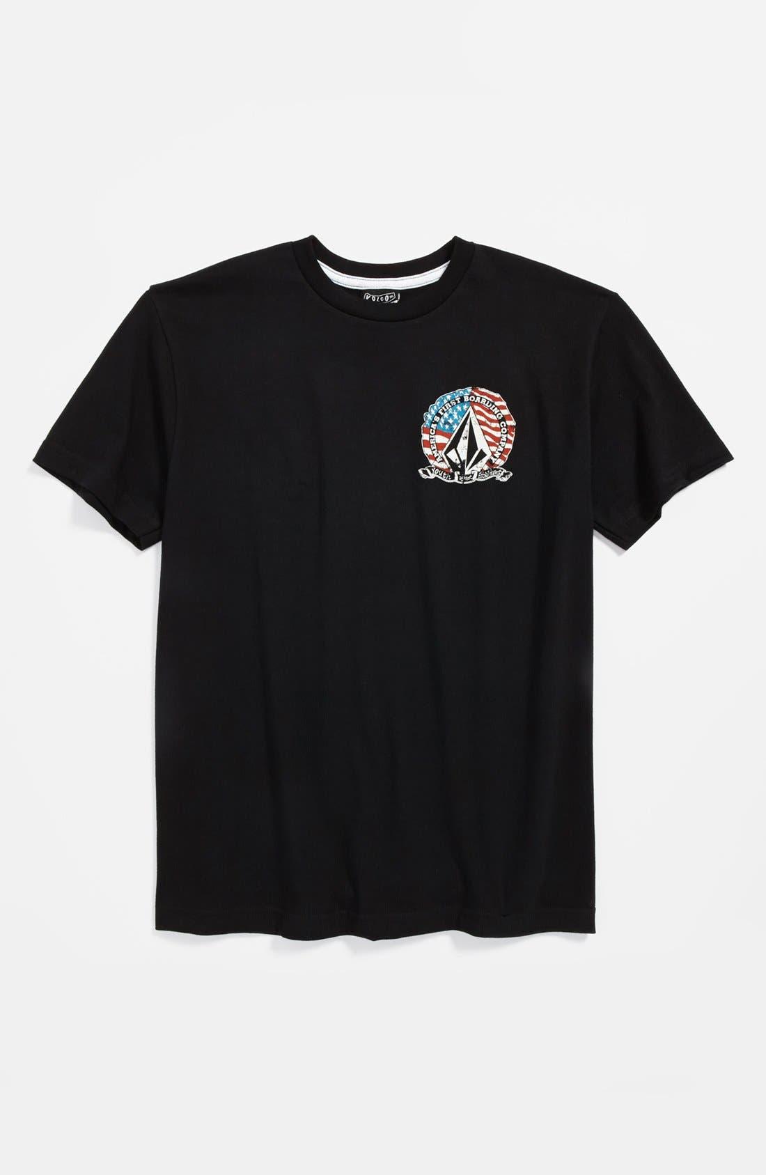 Main Image - Volcom 'Perfect Onion' T-Shirt (Big Boys)