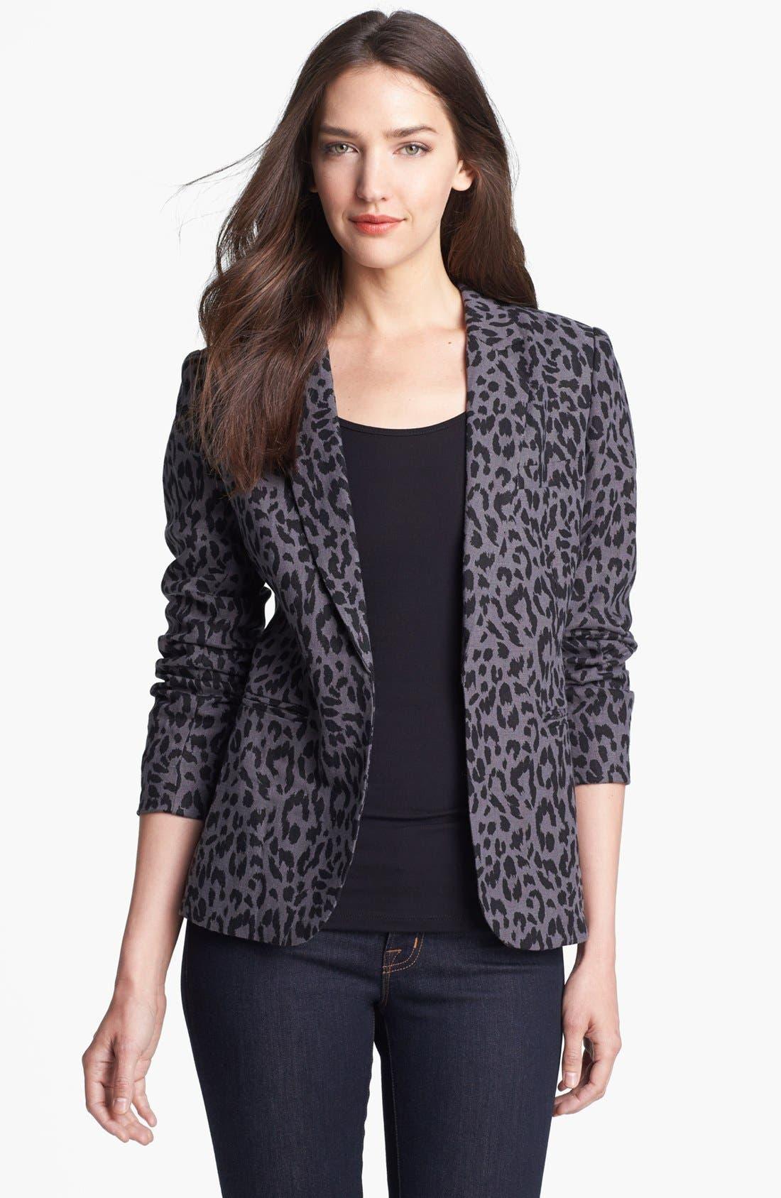 Alternate Image 1 Selected - Joie 'Mehira' Linen Blazer