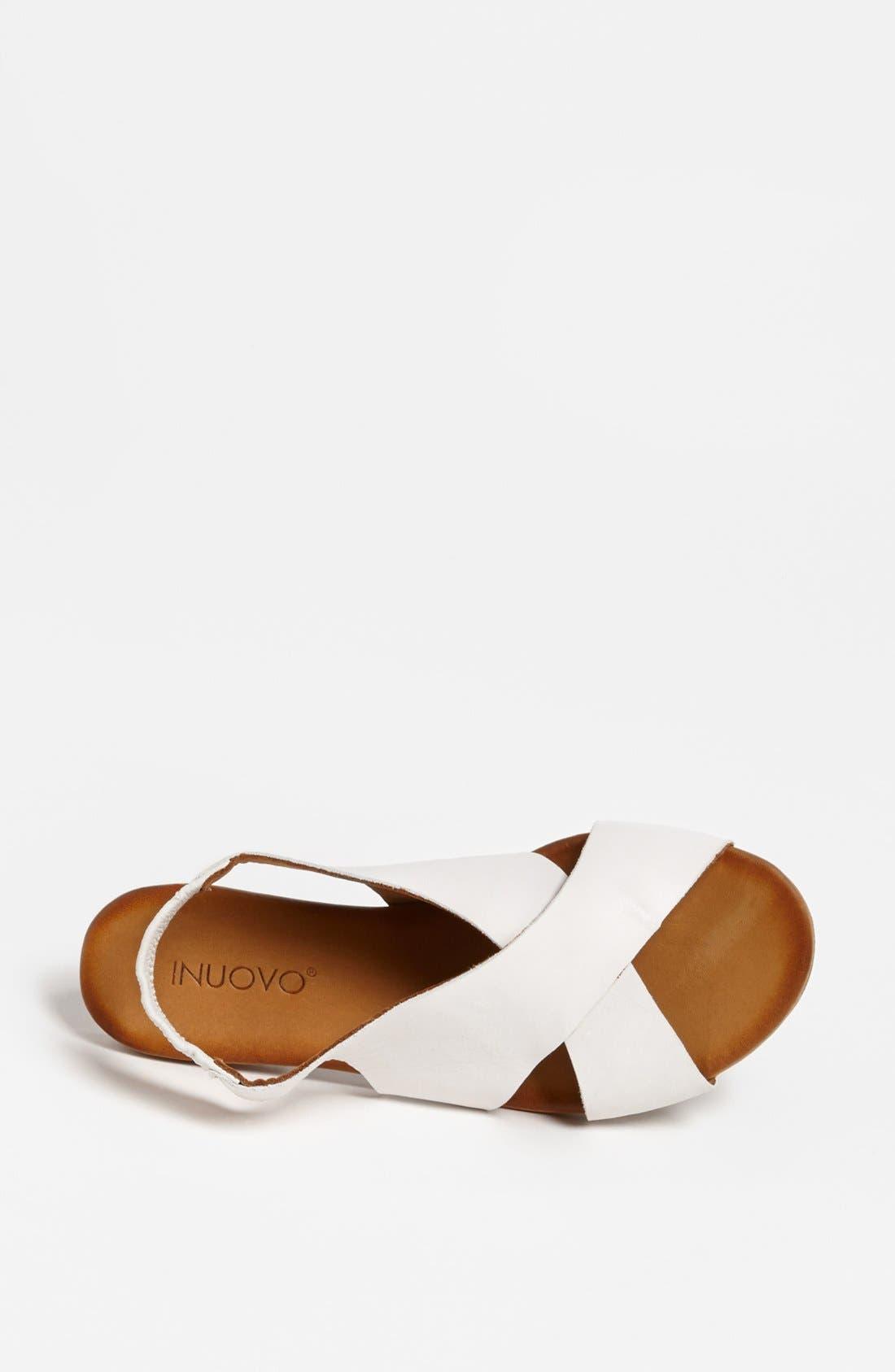 Alternate Image 3  - Inuovo Slingback Sandal