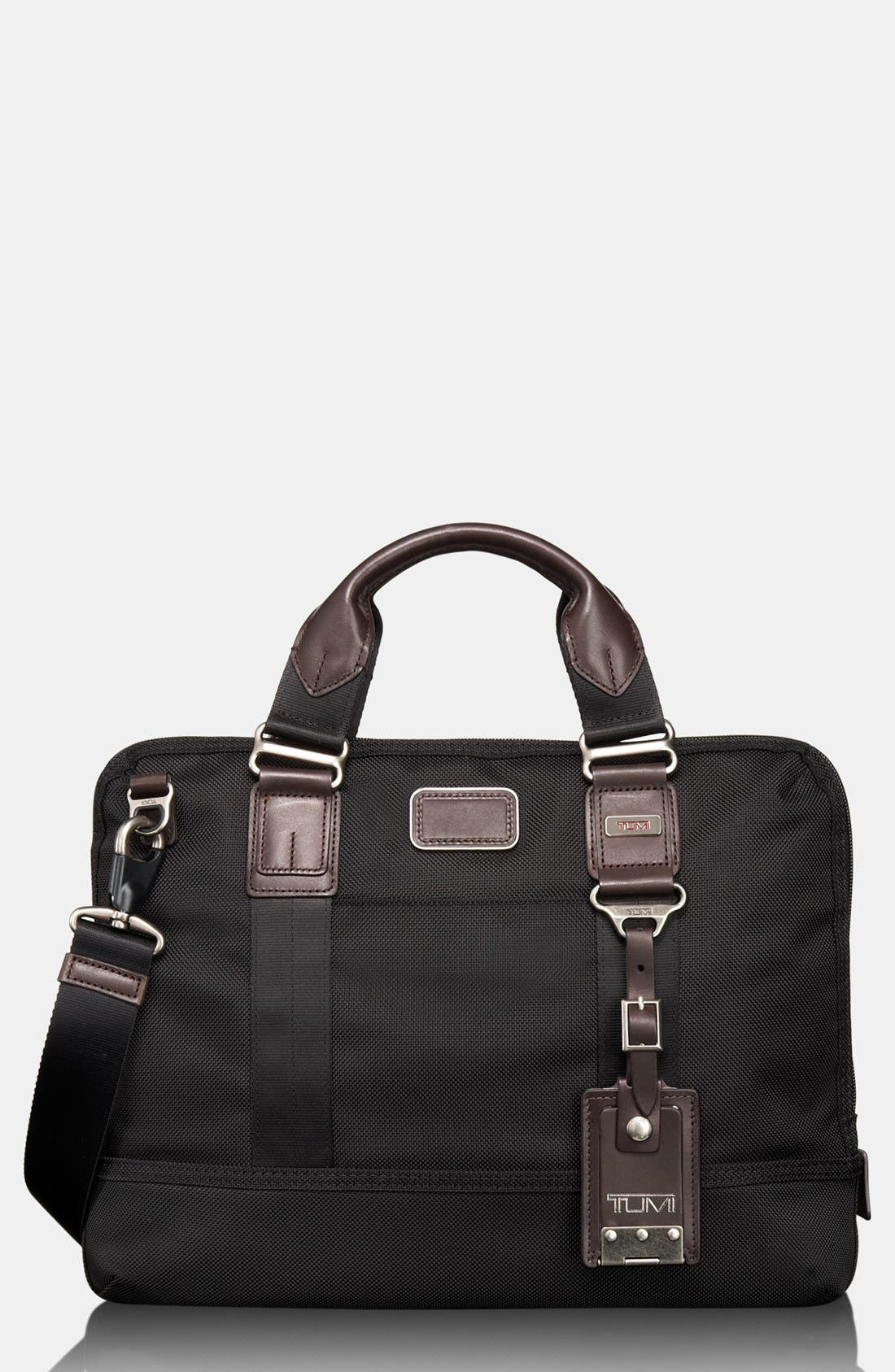 Alternate Image 1 Selected - Tumi 'Alpha Bravo - Earle' Briefcase