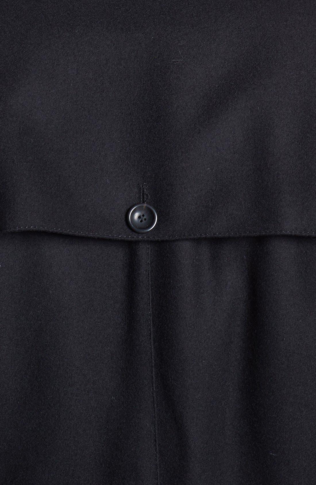 Alternate Image 3  - JOHNNYLOVE Water Repellent Duffle Jacket