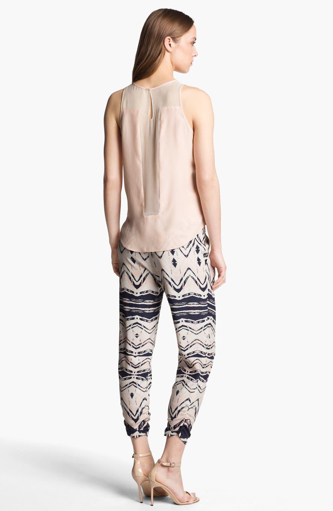 Alternate Image 5  - Parker 'Devlin' Silk Pants