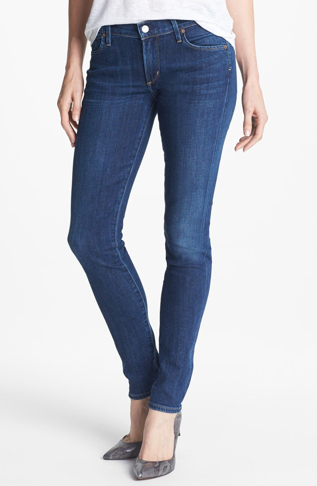 Alternate Image 1 Selected - Citizens of Humanity Ultra Skinny Jeans (Cannes)