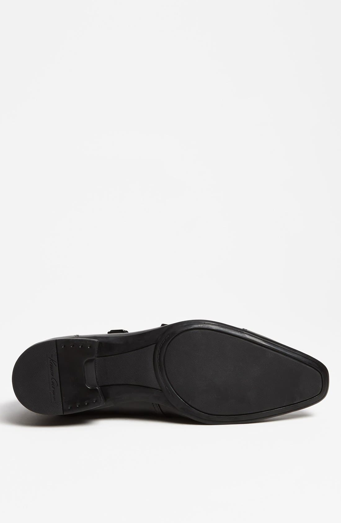 Alternate Image 4  - Kenneth Cole New York 'Highest Rate-d' Double Monk Strap Slip-On