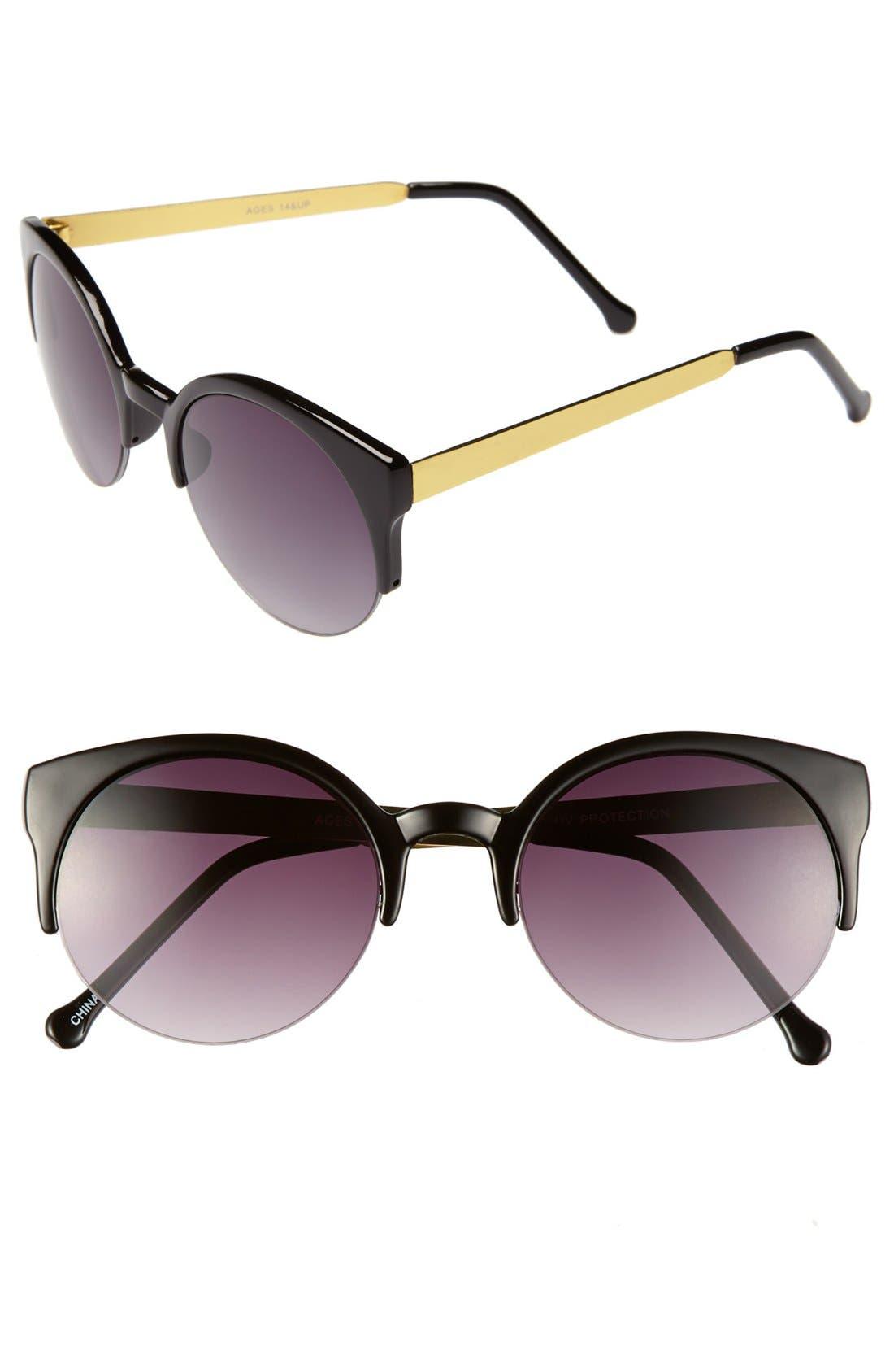 Alternate Image 1 Selected - FE NY 'Bridget' Sunglasses