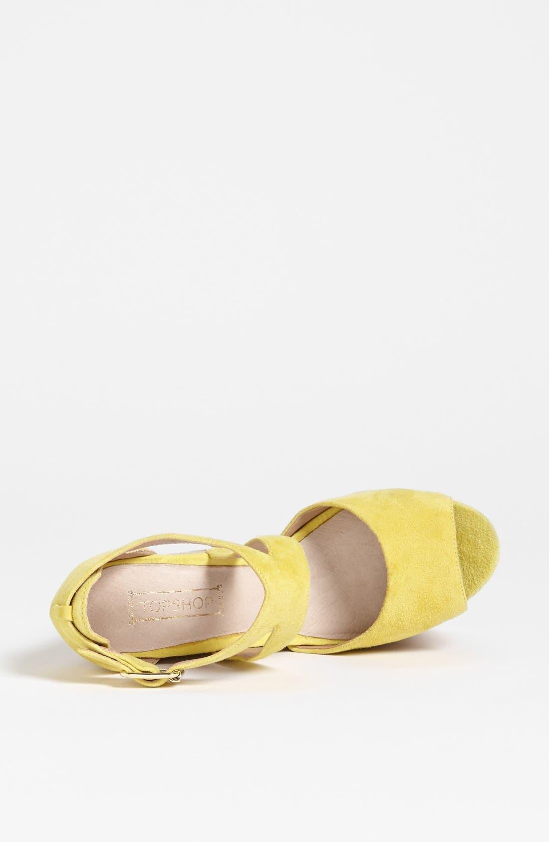 Alternate Image 3  - Topshop 'Laci' Sandal