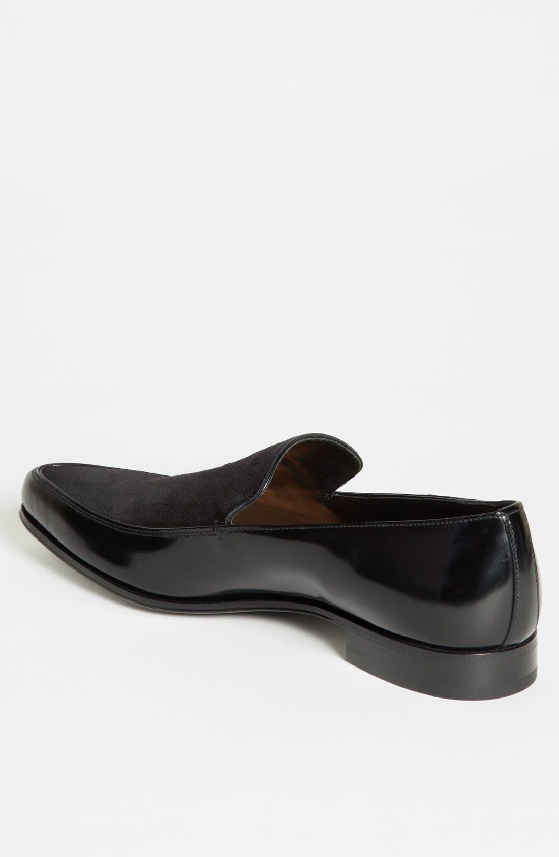 Alternate Image 2  - Prada Pointed Loafer