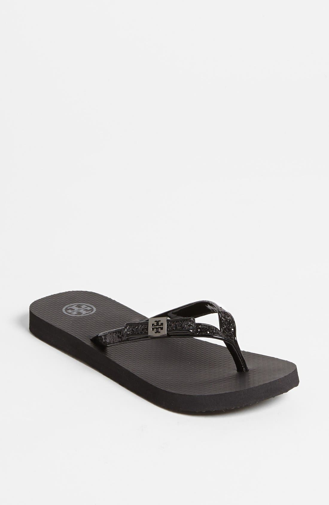 Alternate Image 1 Selected - Tory Burch 'Carey' Flip Flop