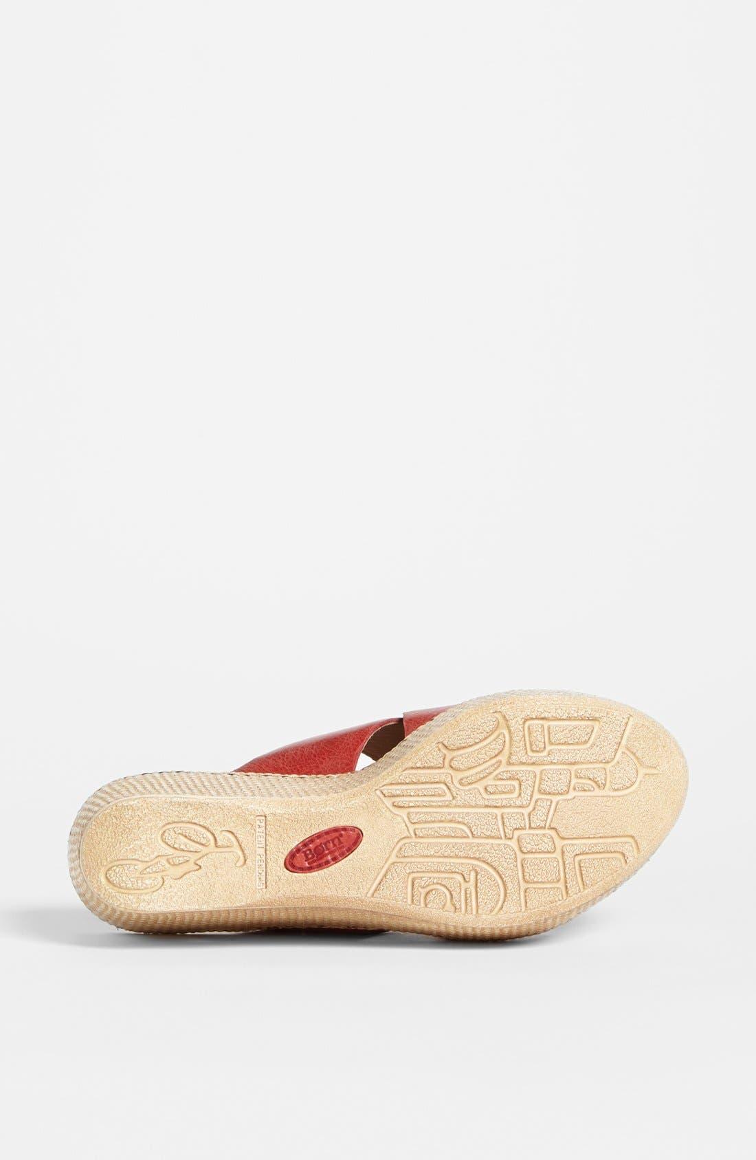Alternate Image 4  - Børn 'Shelene' Sandal (Special Purchase)