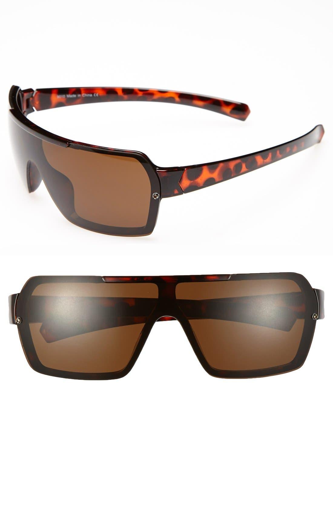 Alternate Image 1 Selected - KW 'Ronald' Sunglasses