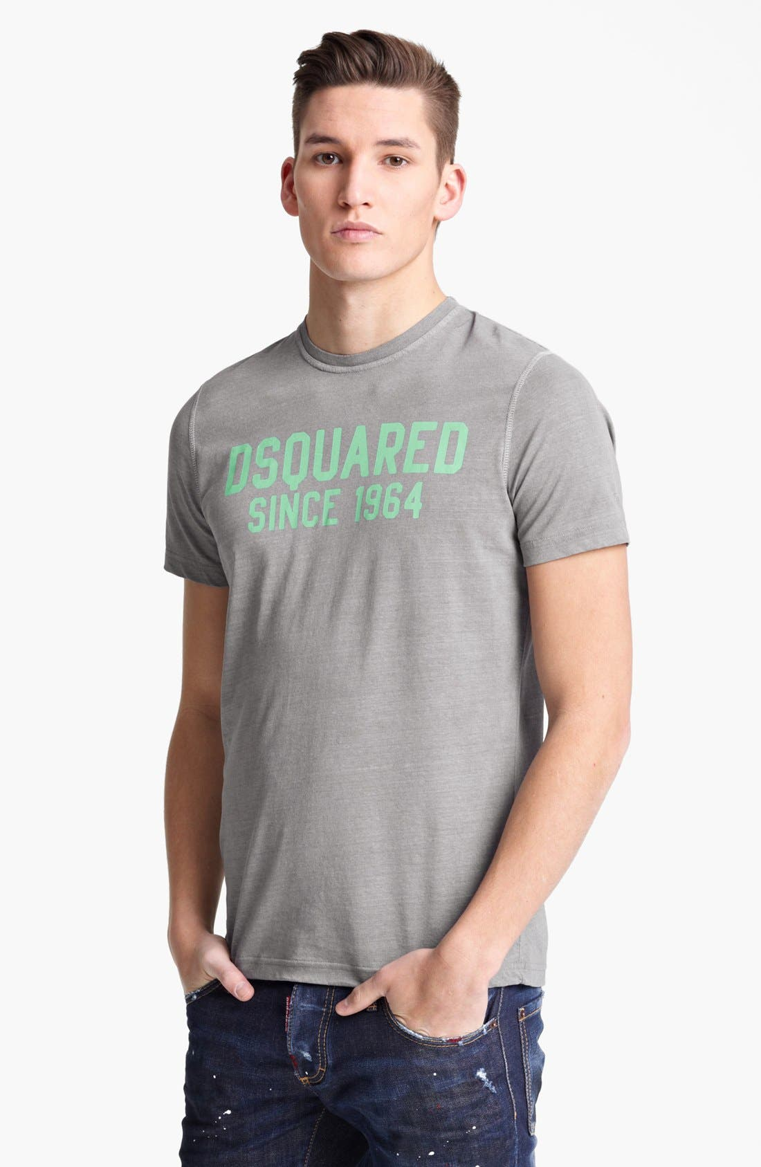 Alternate Image 1 Selected - Dsquared2 Graphic T-Shirt
