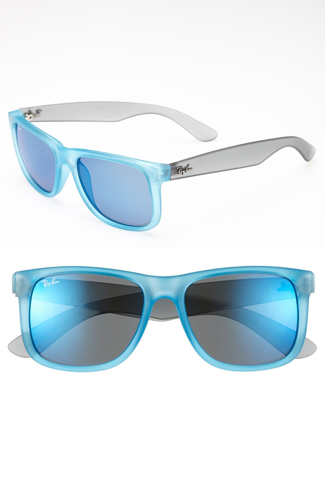 Alternate Image 1 Selected - Ray-Ban 'Youngster - Justin' 54mm Sunglasses